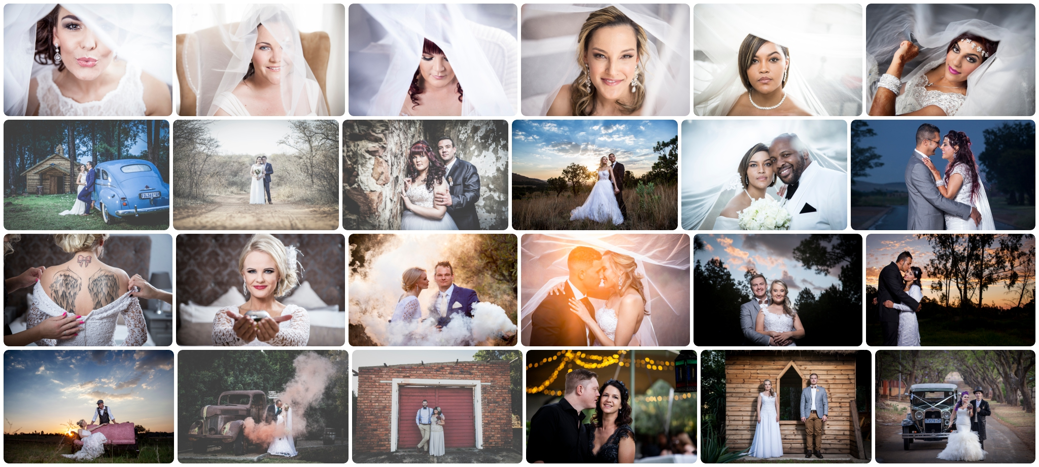 wedding photographer Krugersdorp