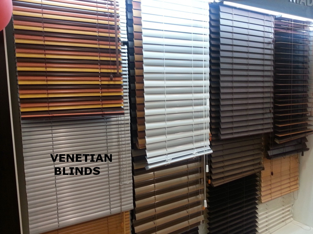 Blinds For Domestic And Office Use