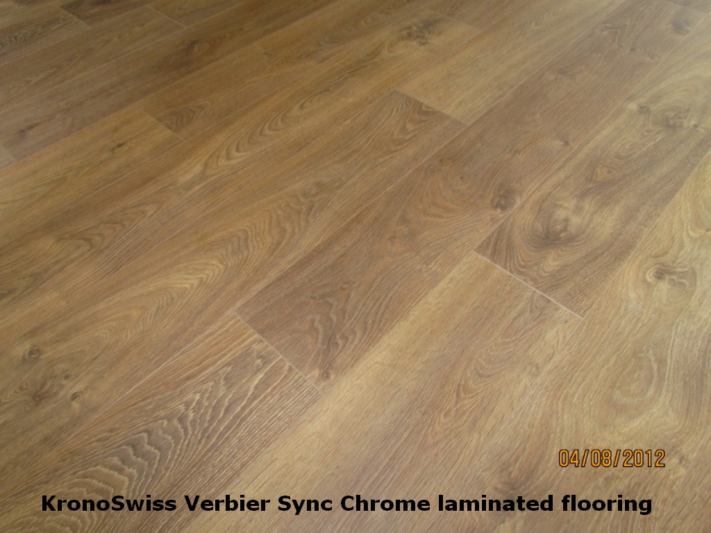 Kronoswiss Swiss Verbier Laminated Floors Have Been A Popular Chose Notice That Amount Of Detail In The Grain Floor