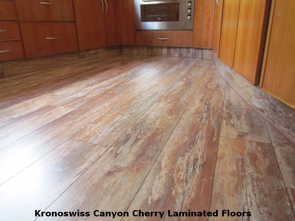Kronoswiss Noblesse Canyon Cherry Laminated Floor Is Installed In All Nonmoist Areas This Why Floors Not To Be The Sculleries