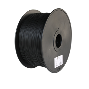 polymax&trade-pla-black-285mm-3kg